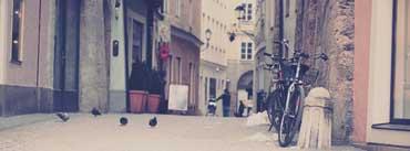 European Street Cover Photo
