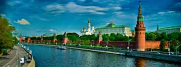 Kremlin Moscow Cover Photo