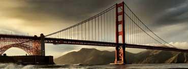 San Francisco Golden Gate Bridge Cover Photo