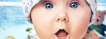 Cute Baby Cover Photo