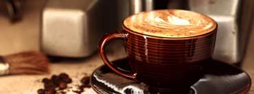 Cappuccino Cup Cover Photo