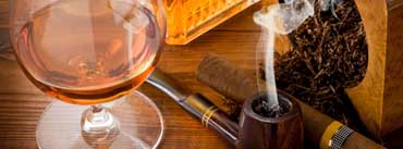 Cognac And Cigar Cover Photo