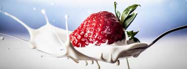 Strawberry Splash Cover Photo