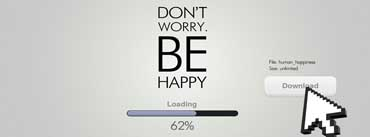Dont Worry Be Happy Cover Photo