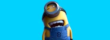 Minion Laugh Cover Photo