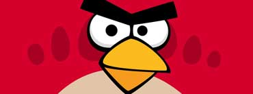 Red Angry Birds Cover Photo