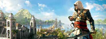 Assassins Creed Iv Black Flag Cover Photo