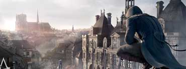 Assassins Creed Unity Cover Photo