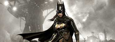 Batman Arkham Knight Batgirl Cover Photo