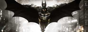 Batman Arkham Knight Cover Photo