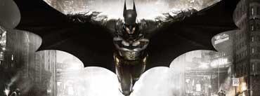 Batman Arkham Knight Cover Photo