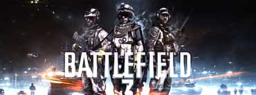 Battlefield 3 Characters Cover Photo