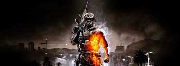 Battlefield 3 Back To Karkand Cover Photo