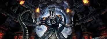 Dantes Inferno Cover Photo