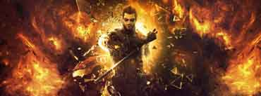 Deus Ex Human Revolution Cover Photo