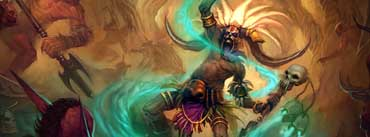 Diablo Iii Witch Doctor Cover Photo