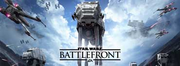 Star Wars Battlefront Cover Photo