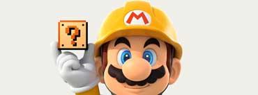 Super Mario Maker Cover Photo