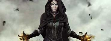 Yennefer The Witcher 3 Wild Hunt Cover Photo