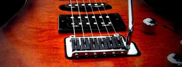 Electric Guitar Strings Cover Photo