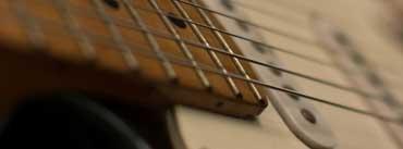 Guitar Instrument Cover Photo