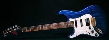 Guitar Stratocaster Cover Photo