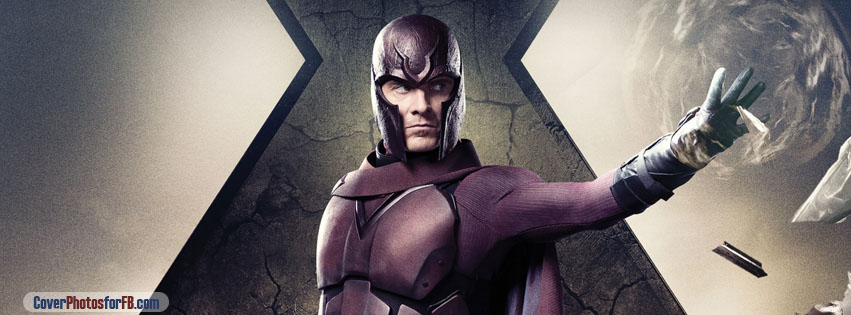 X Men Magneto Cover Photo