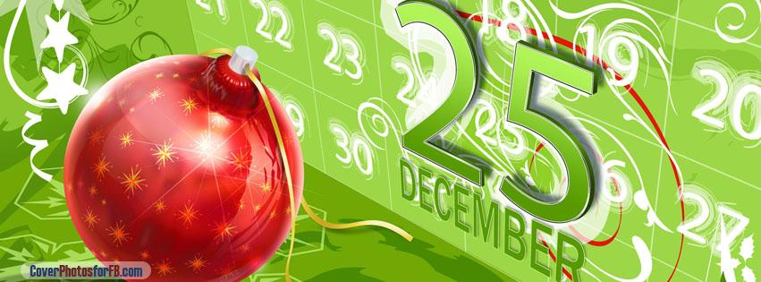 December 25th Christmas Cover Photo
