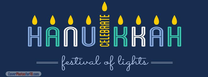 Hanukkah Festival Of Light Cover Photo