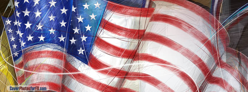 0a7a18069673 American Flag Independence Day Cover Photos for Facebook