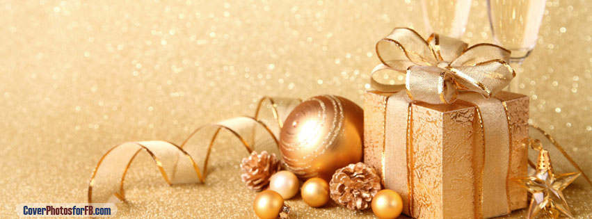 New Year Giftbox Cover Photo