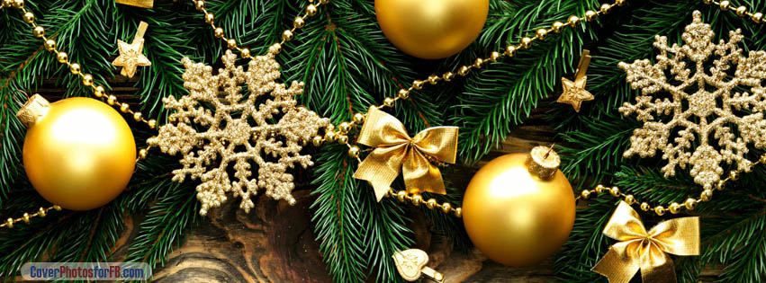 Merry Christmas And Happy New Year Cover Photo