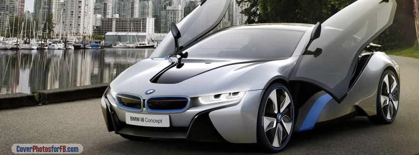 Bmw I8 Open Doors Cover Photos For Facebook Id 1476