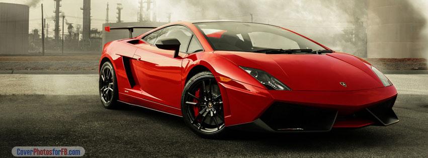 Red Lamborghini Gallardo Cover Photo