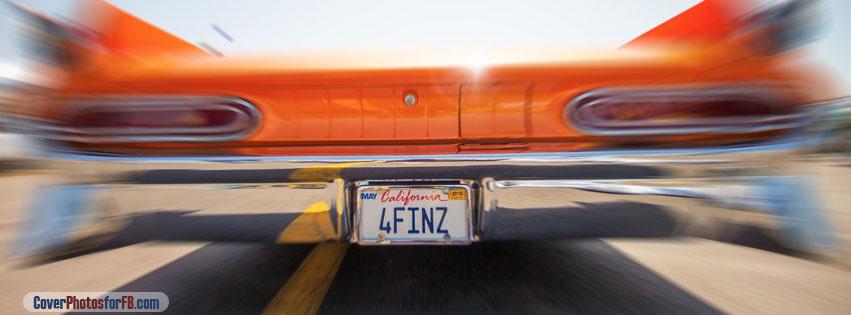 1959 Pontiac Bonneville Orange Cover Photo