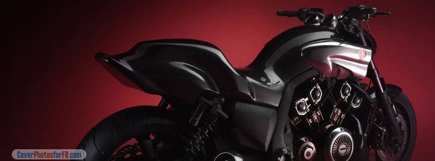 Yamaha V Max Concept Cover Photo