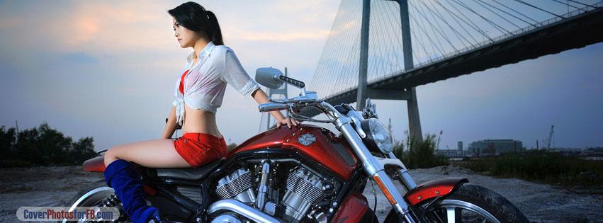 Harley Davidson Cover Photo