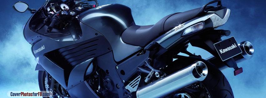 Kawasaki Motorcycle Cover Photo