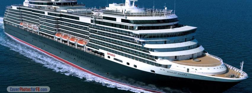 Queen Victoria Cruise Ship Cover Photo