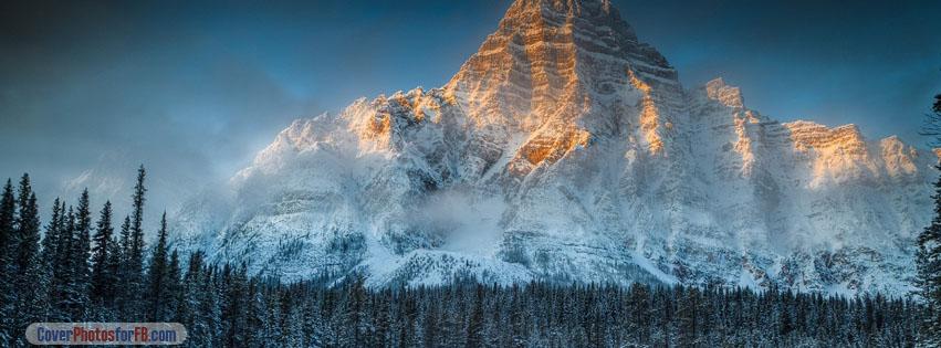 Mount Chephren Cover Photo