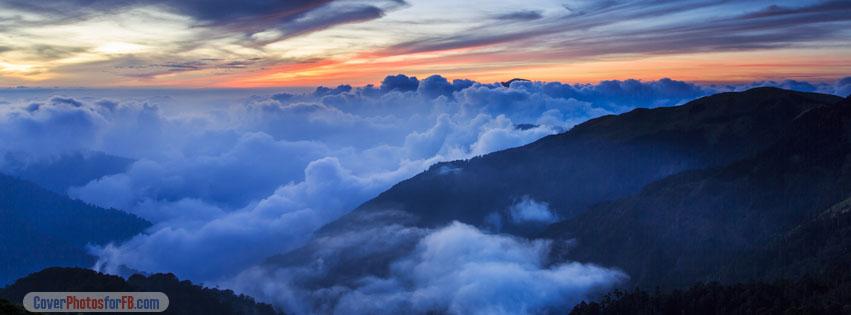 Sea Of Cloud Cover Photo