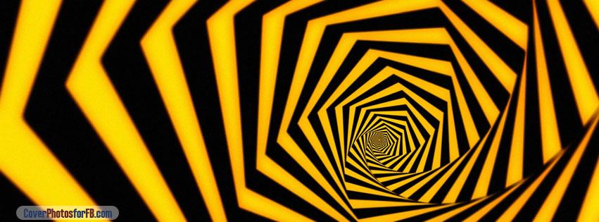 Yellow Black Hypnotic Cover Photo