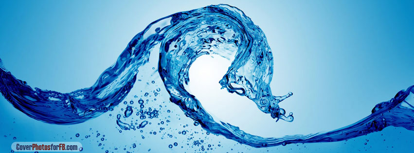 Water Wave Cover Photo
