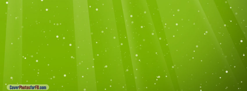 Aurora Burst Lime Green Cover Photo