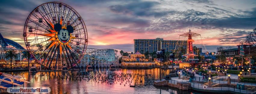Mickeys Fun Wheel Cover Photo