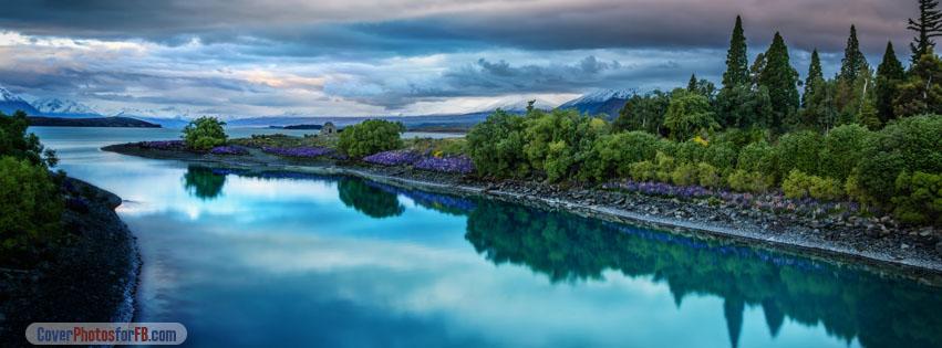 Lake Tekapo Cover Photo