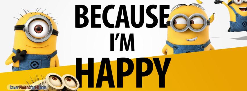 Because Im Happy.jpg Cover Photo