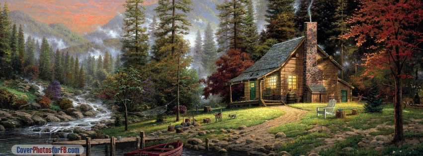 Chalet Painting Cover Photo