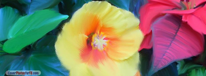 Creativity Yellow Flower Cover Photo