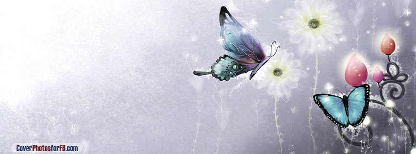 Butterfly Digital Painting Cover Photo